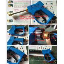 5000psi pistola corta de alta presión de limpieza (SSG-05)