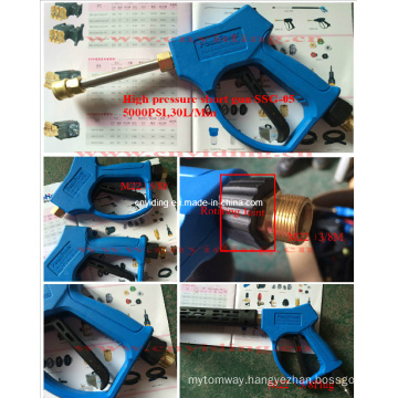5000psi High Pressure Cleaning Short Gun (SSG-05)