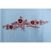 Parche de bordado de hierro encendido / cosido para decoración