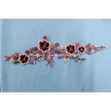 Ferro on / Sew no remendo do bordado para a decoração