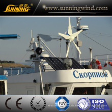 2016 Meistverkaufte 400 Watt Geräuscharme Wind Turbine Generator (MAX 400 Watt)