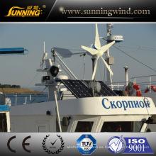 Turbina de viento máxima 400W para el sistema de fuente de alimentación