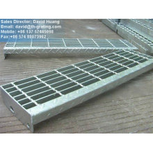 galvanized steel grating stair,galvanised steel structure stair,galvanized staircase