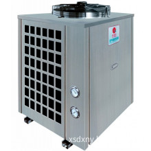 Air Source Heat Pump for Room Cooling and Heating