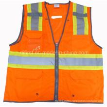 Meeting En20471 Reflective Safety Vest (VH8001)