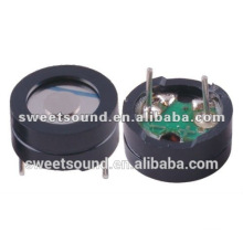 diameter 12mm sound pressure 75db 1.5v ac buzzer