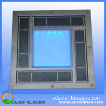 AD Solar Stainless steel solar led brick light for outdoor with IP67