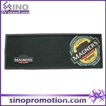 26.5-Inch by 3.25-Inch, Rubber Bar Service Mat