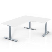 Mesa de bandeja de soporte de escritorio de cama portátil ajustable portátil