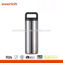 Bouteille en gros en acier inoxydable en acier inoxydable à double paroi en gros de 18 oz