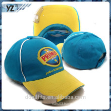 5 panel with botter open baseball hat for flat emboridery cheap price beer openner hat sales promotion hats