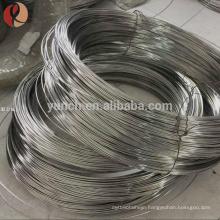 Good elasticity Gr2 titanium metal wire for fishing rod
