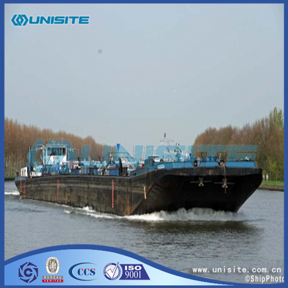 Small Self Propelled Barge for sale