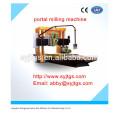 Fraiseuse de portail cnc d'occasion pour la vente à chaud offerte par la fabrication de machine à mouler à porteur