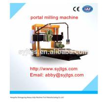 Precio de la fresadora de portal cnc usada para la venta caliente ofrecida por Portal Type Milling Machine manufacture