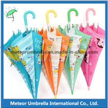 Auto Open Children /Kids Umbrella with Cute Cartoon