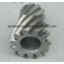 Engrenagem de forjamento de liga de aço com usinagem CNC