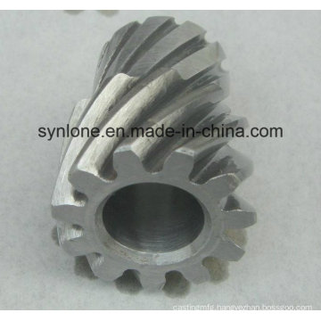 Steel Alloy Forging Gear with CNC Machining