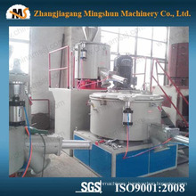 Plastic PVC Resin Hot and Cold Mixer Unit (SRL)