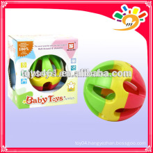 Newest Baby Series Rattle Bell Toy,Cute Cartoon Ball Design Rattle Bell