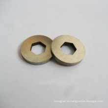 Diferentes tamaños de AlNiCo anillo de imán