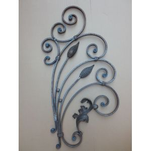 Wrought Iron Component Parts