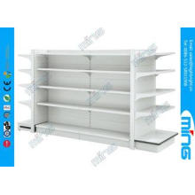 Two Sided Retail Wall Display Shelves , Commercial Display