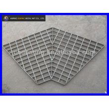 DM high quality galvanized metal grating