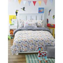Gran juego de cama 100% algodón para niña