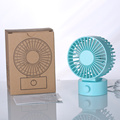 Summer Portable Mini ventilatore da tavolo desktop USB alimentato