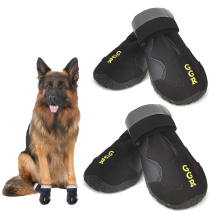 4 Pcs Outdoor Waterproof Pet Boots