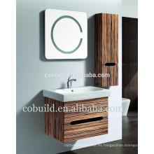 Muebles de baño modernos, Muebles de baño de madera