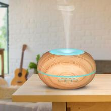 300ml+BPA+Free+Wooden+Aroma+Diffuser+Air+Humidifier