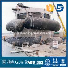 CCS certificado concreto caixão borracha maine flutuante airbag