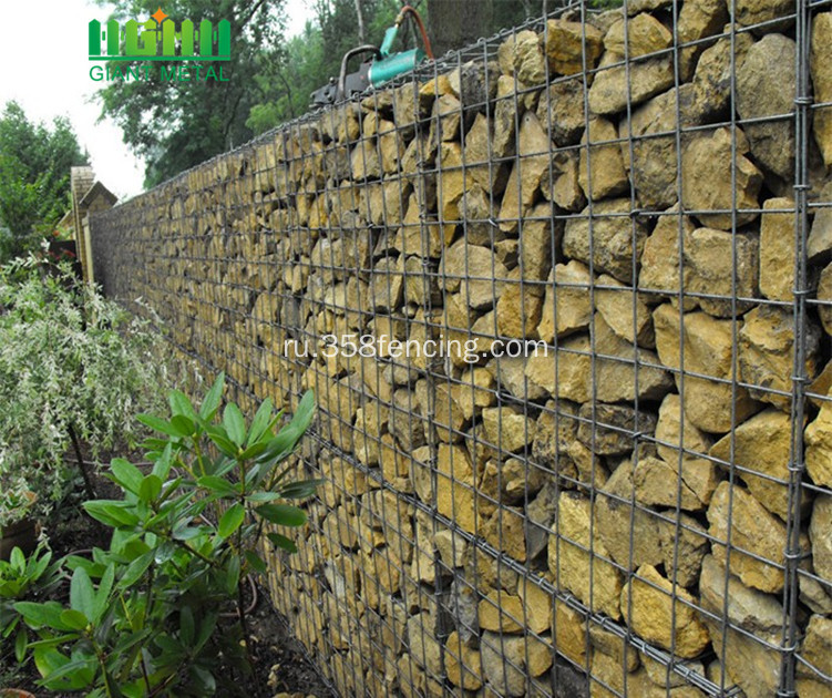 Hight-quality+PVC+Coted+Welded+Gabion+Box