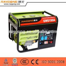 5KVA 200A Gasoline Welding Generator set