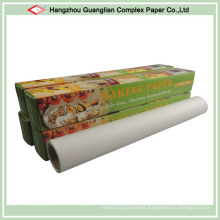 Silicone Coated Non Stick Baking and Cooking Paper