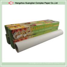 Профессиональная Фабрика силикона выпечки пергаментной бумагой