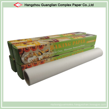 Professional Factory of Silicone Baking Parchment Paper