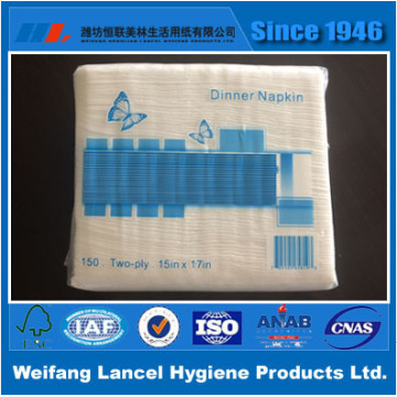 V-fold Napkin Tissue with Perfect Quality