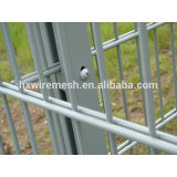 Hot sale China factory Double wire mesh fence