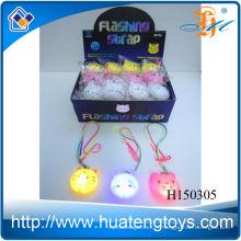 Vente en gros de baguette de fantaisie flash nouveauté Led brillant collier de jouets pour enfants H150305