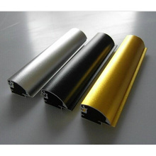 Polished Construction Material Aluminium Profile Aluminum Extrusion