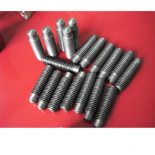 double end threaded stud for drawn arc stud welding