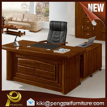 modern fashion wooden staff office desk