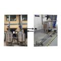Blending Tank/shampoo Making Equipment/detergent Soap Making Machine