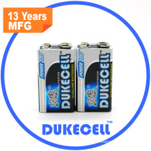 All Kinds of Dry Batteries 9 Volt Dry Battery Supplier