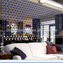 Home Dekor Wohnzimmer Kunststoff Perlen Vorhang