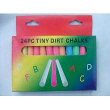 24PC Tiny Dirt Chalks Chalk Marker Liquid Chalk/Chalk