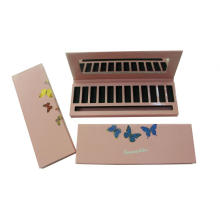 Customized paper eye shadow palettes